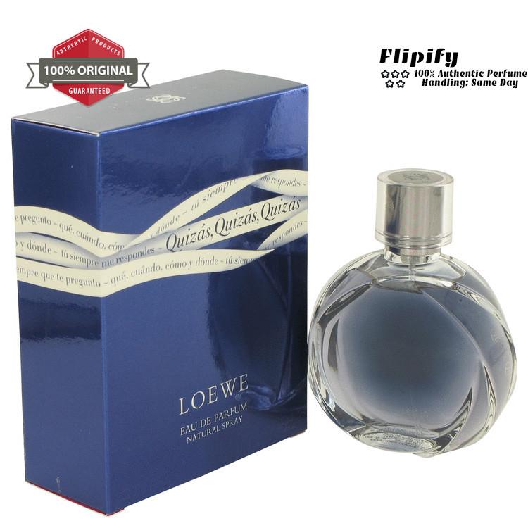 Loewe-Quizas-Perfume-3-3-3-4-1-7-oz-EDP-EDT-Spray-for-WOMEN-by-Loewe-NEW