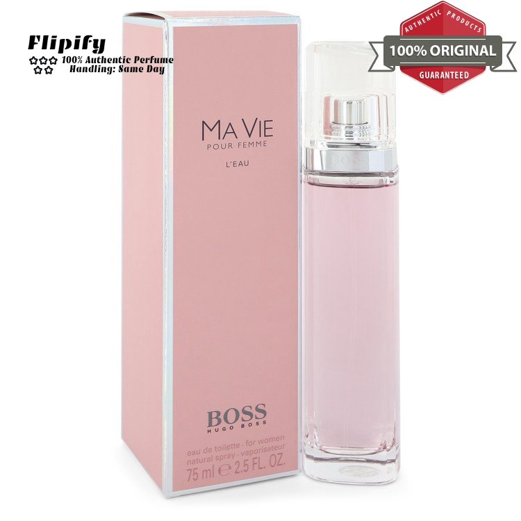 Boss Ma Vie L`eau Perfume 2.5 oz Edt Spray For Women by Hugo Boss
